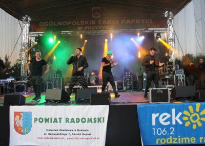 XV Ogólnopolskie Targi Papryki w Przytyku