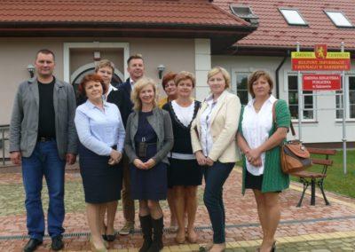 Karol Okrasa gościem w gminie Zakrzew