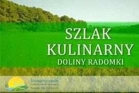 Szlak Kulinarny Doliny Radomki