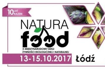 LGD Razem dla Radomki zaprasza na Targi Natura Food do Łodzi.