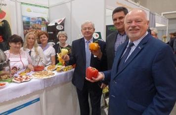 Zapraszamy na stoisko Stowarzyszenia Razem dla Radomki w pierwszym dniu targów Natura Food w Łodzi.