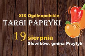 XIX Ogólnopolskie Targi Papryki
