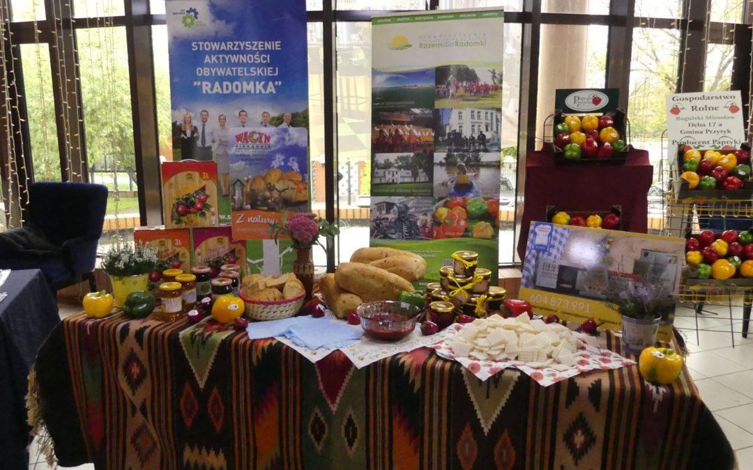 LGD Razem dla Radomki na XIII Mazowieckim Kongresie Rozwoju Obszarów Wiejskich