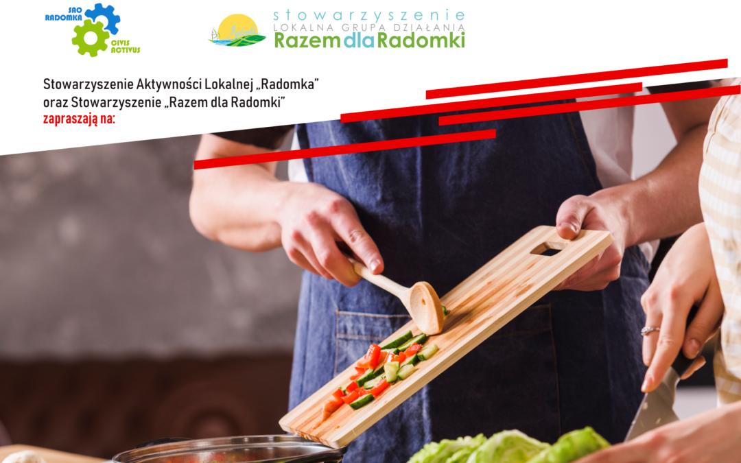 Warsztaty Kulinarne Tradycyjne Mazowsze w nowej odsłonie