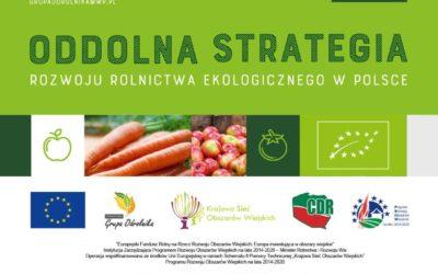 ODDOLNA STRATEGIA ROZWOJU ROLNICTWA EKOLOGICZNEGO W POLSCE