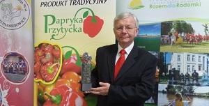 Prezes LGD Cezary Nowek – nominowany w konkursie Osobowość Roku 2020.